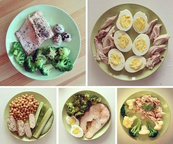 Безуглеводная диета. Список разрешенных продуктов, меню на неделю