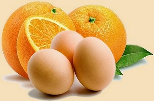 Диета на яйцах и апельсинах. Меню на 4 недели, рецепты блюд