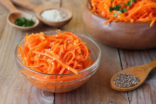 Морковь по-корейски. Рецепты в домашних условиях с приправой, на зиму, консервирование