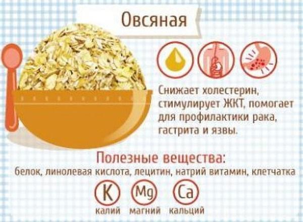 Скрабы для кишечника из овсянки для похудения. Польза, рецепты, как готовить и применять