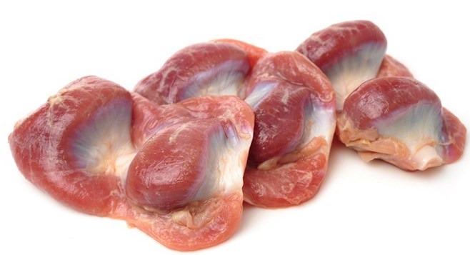 Как вкусно приготовить куриные желудочки на сковороде, в мультиварке