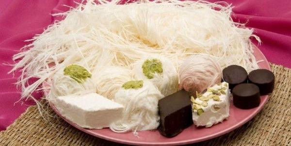 Турецкие сладости. Фото с названиями, рецепты, калорийность, цены