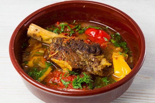Хашлама по-армянски. Рецепт с фото из говядины, баранины, свинины, курицы, рыбы пошагово