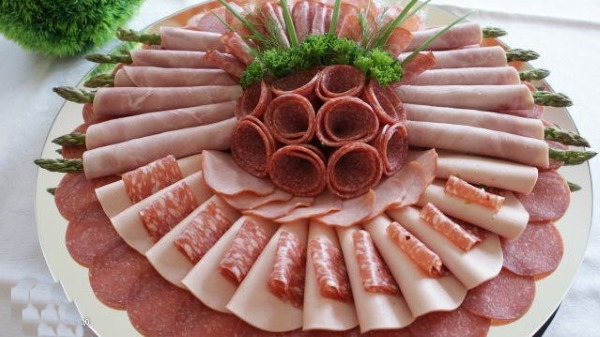Красивые закуски на праздничный стол. Как приготовить, рецепты пошагово с фото