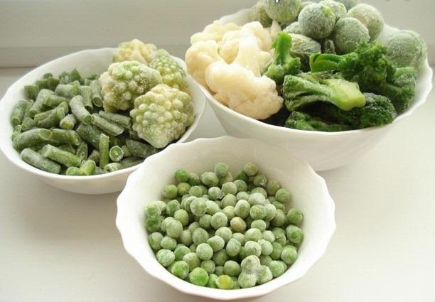 Рецепты приготовления замороженных овощей на сковороде, в духовке, мультиварке