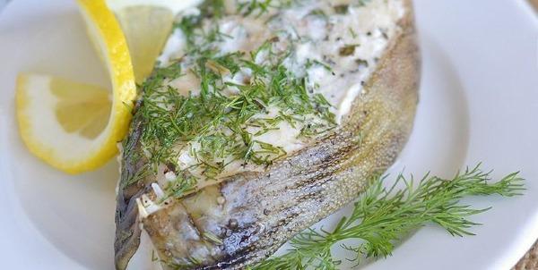 Зубатка стейк. Рецепты, как пригтовить на сковороде, в духовке, мультиварке. Фото