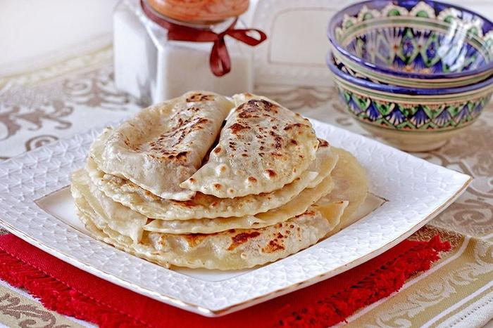 Кутабы с мясом по-азербайджански с зеленью и сыром, тыквой, картошкой. Рецепты пошагово с фото