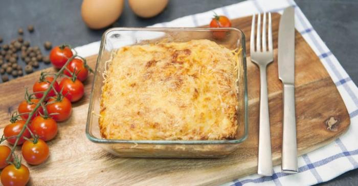 Лазанья с соусом Болоньезе и Бешамель. Рецепт, как готовить пошагово в домашних условиях