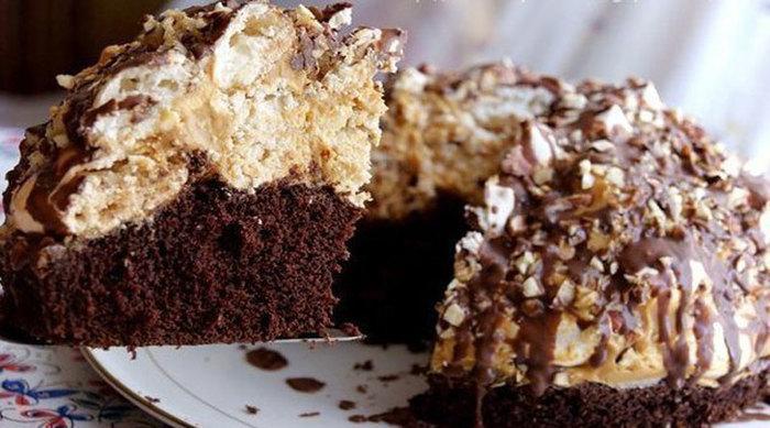 Трюфели. Рецепт торта, конфеты шоколадные, печенье из детской смеси, сухого молока