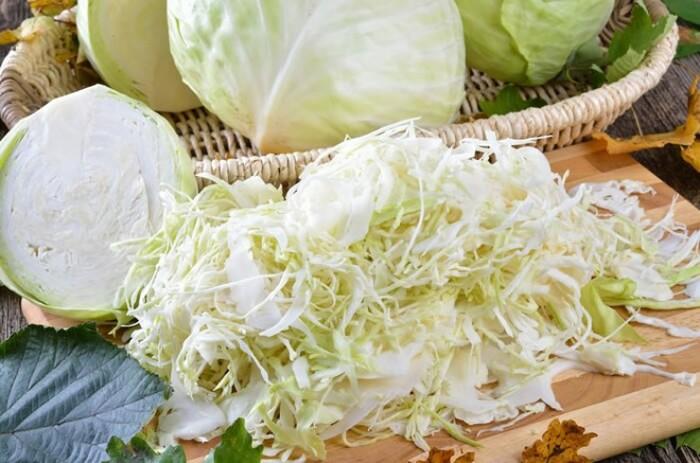 Закваска капусты в домашних условиях. Рецепты пошагово с фото