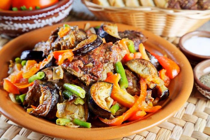 Тушеная баранина с овощами, картофелем. Рецепты в казане, мультиварке, духовке пошагово с фото