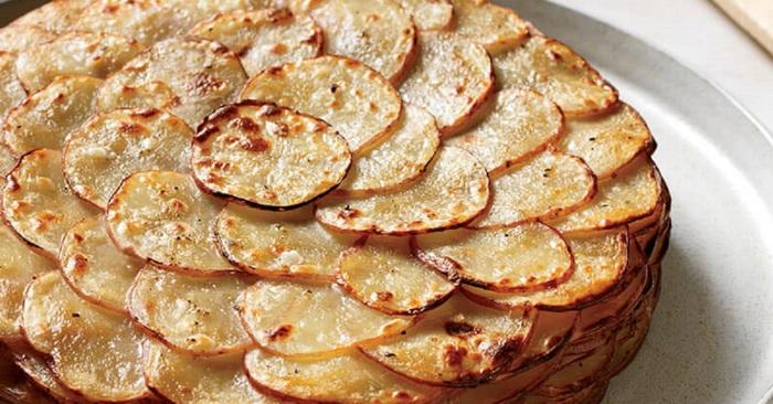 Блюда из картошки на скорую руку на сковороде, в духовке. Рецепты с фото пошагово
