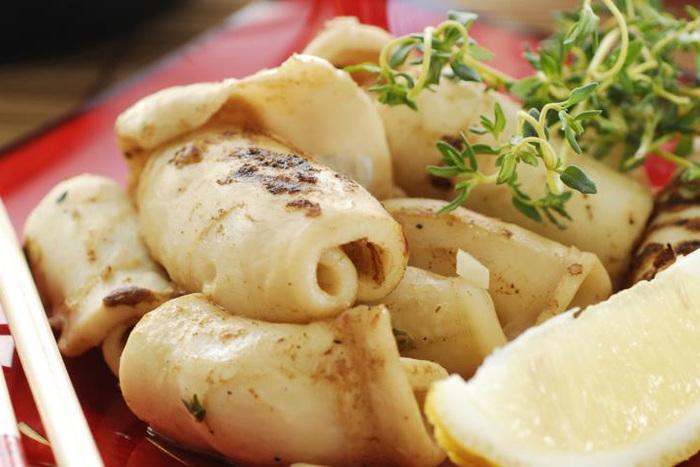 Как быстро очистить кальмары от пленки, как вкусно приготовить замороженные. Рецепты пошагово с фото