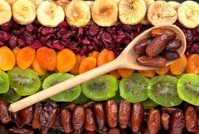 Сухофрукты. Польза и вред для организма, калорийность. Как и сколько можно есть при похудении