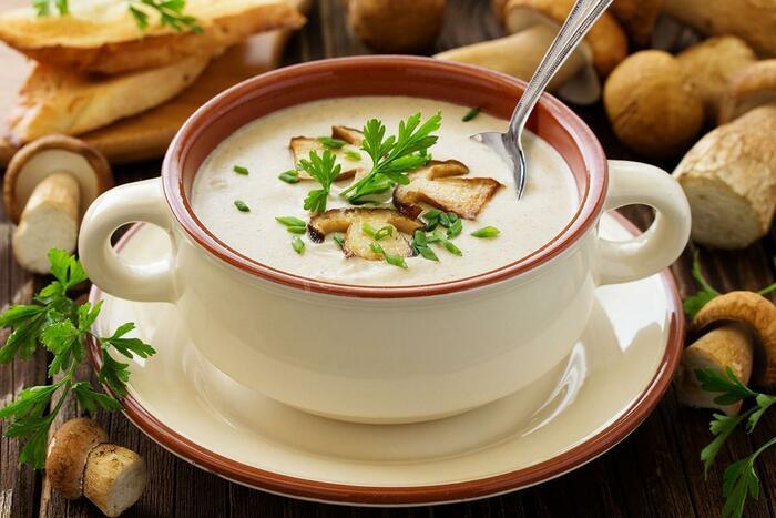 Суп с сыром – вариант приготовления