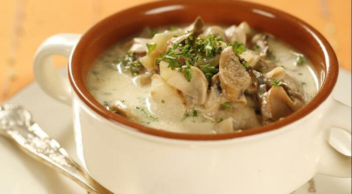 Суп из белых сушеных грибов. Рецепты с мясом, лапшой, курицей, классический. Как приготовить в мультиварке