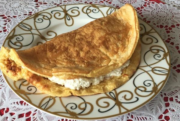 Овсяноблин. Рецепт для правильного питания с фото. Калорийность с бананом, сыром, творогом, авокадо