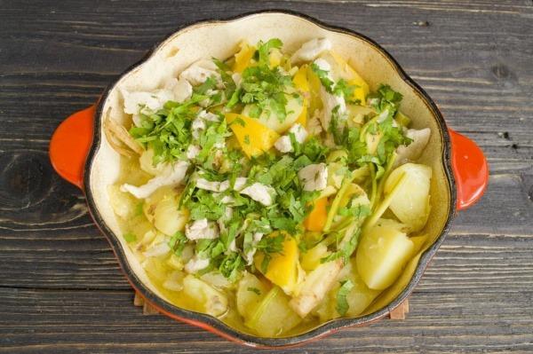 Блюда из патиссонов вкусные и простые. Рецепты, как приготовить в мультиварке пошагово с фото