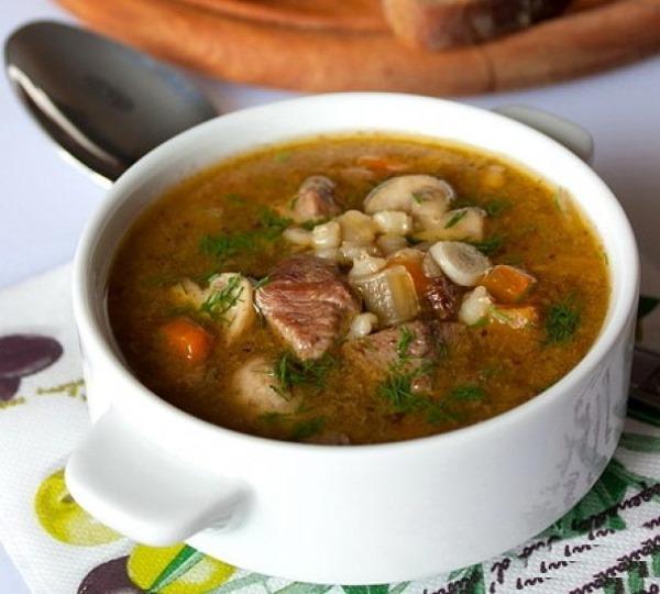 Суп из сушеных белых грибов. Как сварить вкусный, рецепты пошагово с фото