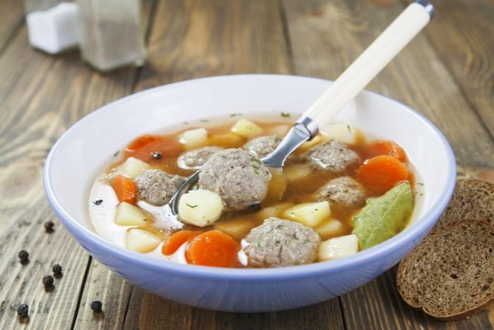Фрикадельки для супа. Рецепты, как приготовить из фарша пошагово с фото