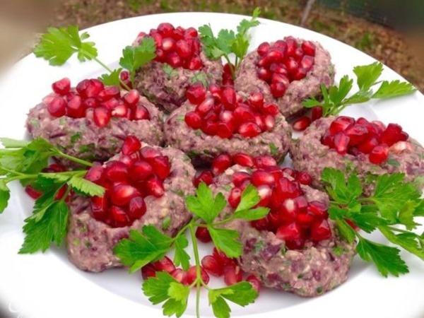 Пхали из фасоли по-грузински. Рецепты с фото пошагово