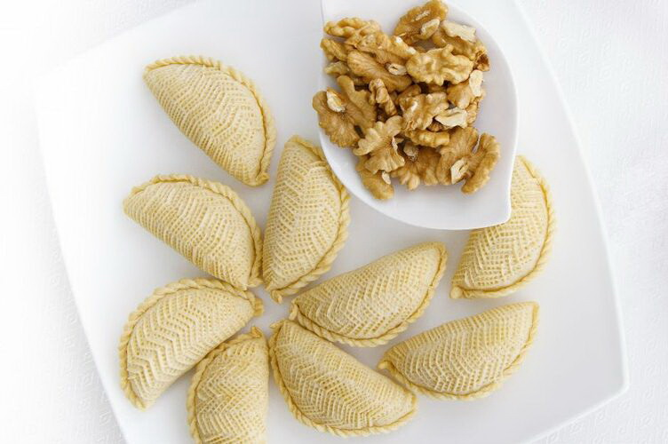 Шекербура азербайджанская. Рецепт как приготовить выпечку пошагово с фото