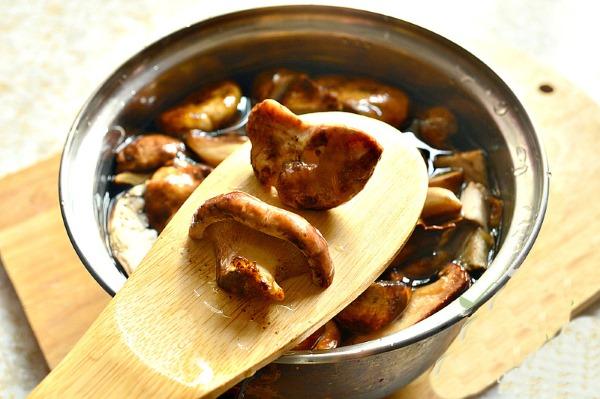 Паста с грибами и курицей в сливочном соусе. Рецепт с фото в мультиварке, духовке