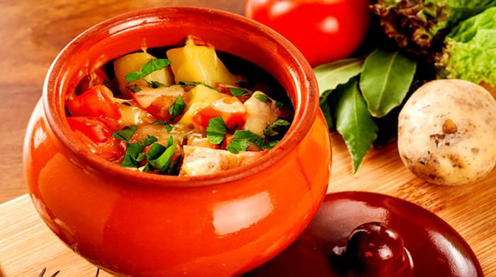 Рагу из овощей в мультиварке. Рецепт с мясом, картошкой, кабачками, грибами