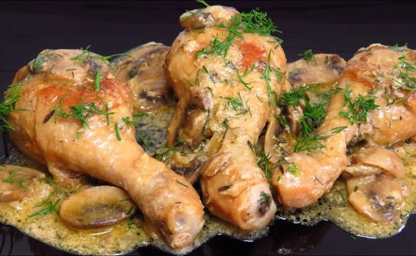 Как приготовить куриную голень в духовке. Рецепты с картошкой, рисом, овощами пошагово с фото