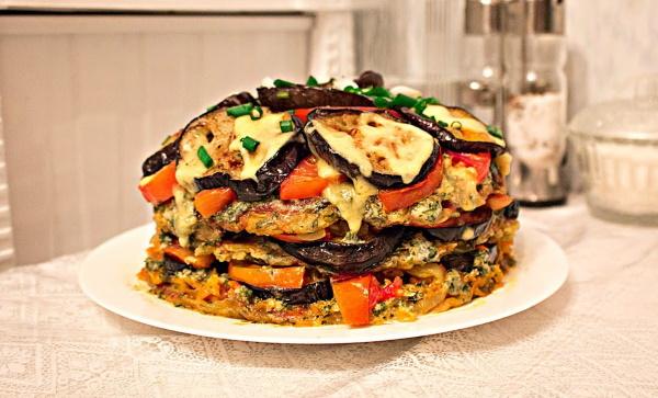 Кабачковый торт. Рецепты пошагово с морковью, луком, помидорами
