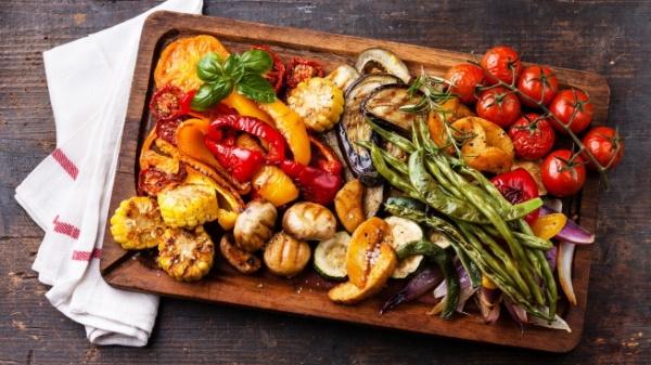 Как вкусно приготовить овощи на гриле. Рецепты в духовке, сковороде пошагово с фото