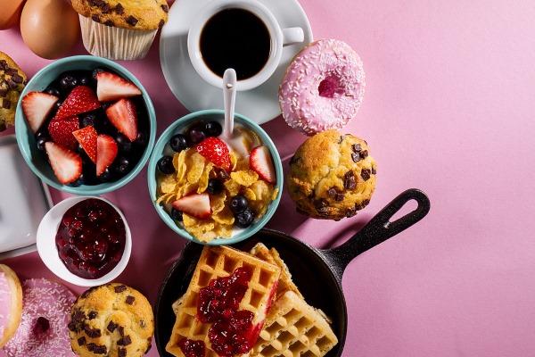 Полезные завтраки для похудения. Рецепты с калориями, варианты на неделю