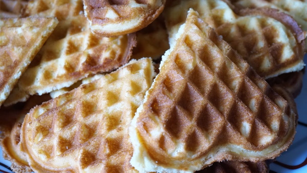 Вафли в вафельнице. Рецепты приготовления хрустящие, мягкие, советские
