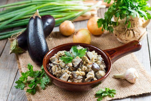 Жареные баклажаны. Рецепты, как приготовить быстро и вкусно на зиму. Фото