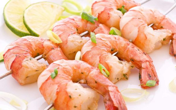 Креветки. Рецепты приготовления на сковороде в панировке в сливочном, соевом, чесночном соусе