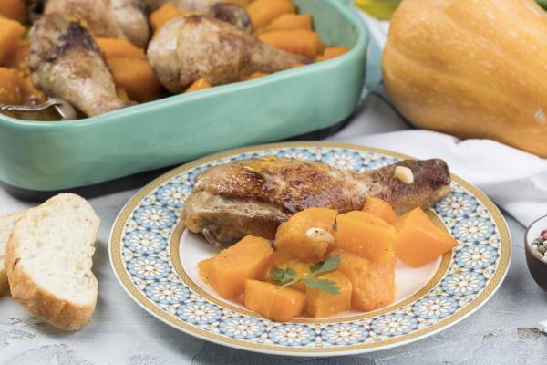 Диетические блюда, салаты с тыквой. Рецепты для похудения в духовке, калорийность