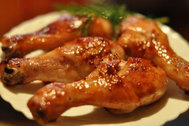 Куриная голень. Калорийность отварной, запеченой, жареной, БЖУ. Рецепты в духовке, мультиварке, на сковороде