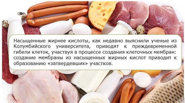 Насыщенные жиры. Список продуктов, что это такое, польза, вред