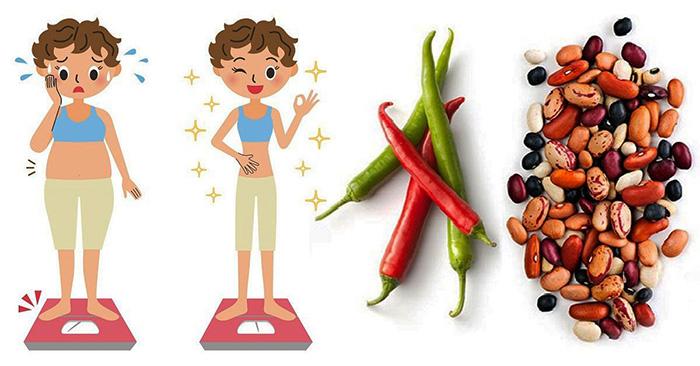 Продукты, разгоняющие метаболизм в организме для похудения