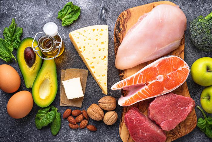 Жиры в продуктах питания. Таблица для похудения, где содержатся