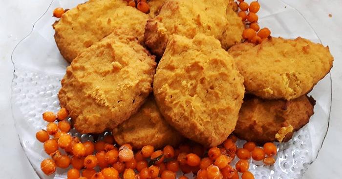 Печенье из кукурузной муки. Рецепты диетические без яиц, молока, глютена, сахара от Юлии Высоцкой, Ольги Матвей