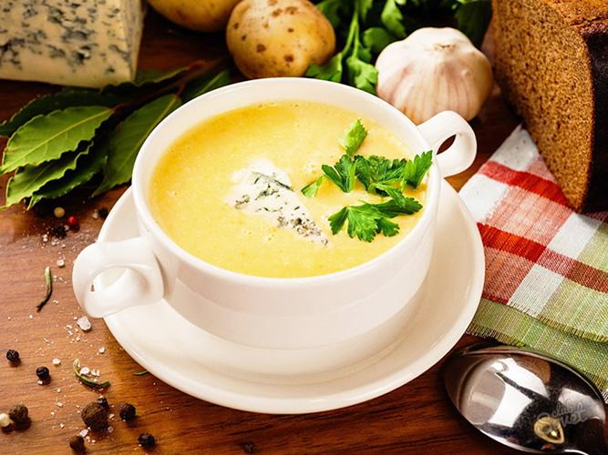 Овощной суп-пюре диетический. Рецепт с фото с цветной капустой, свеклой, брокколи